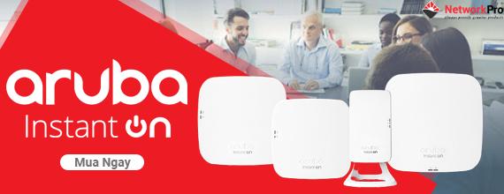 Bộ phát WiFi Aruba Instant On - NetworkPro