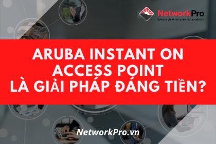 Aruba Instant On Access Point