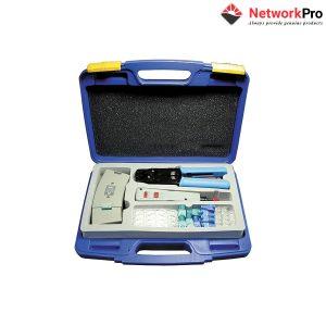 Bộ dụng cụ thi công cáp mạng Dintek- NetworkPro