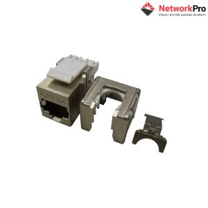 DINTEK Module Jack Cat.5e chống nhiễu - NetworkPro