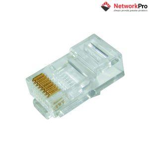 Đầu mạng RJ45 DINTEK UTP Cat5E - NetworkPro