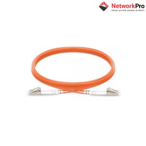 Fiber patch cord LC-LC Multi-mode OM2 50-125µm DINTEK - NetworkPro