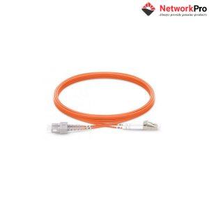Fiber patch cord LC/SC Multi-mode OM2 50/125µm DINTEK - NetworkPro