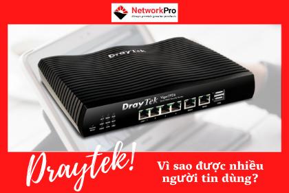 Router Draytek