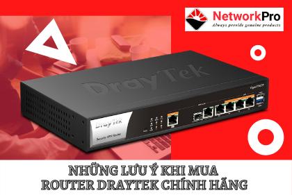 Router Draytek chính hãng
