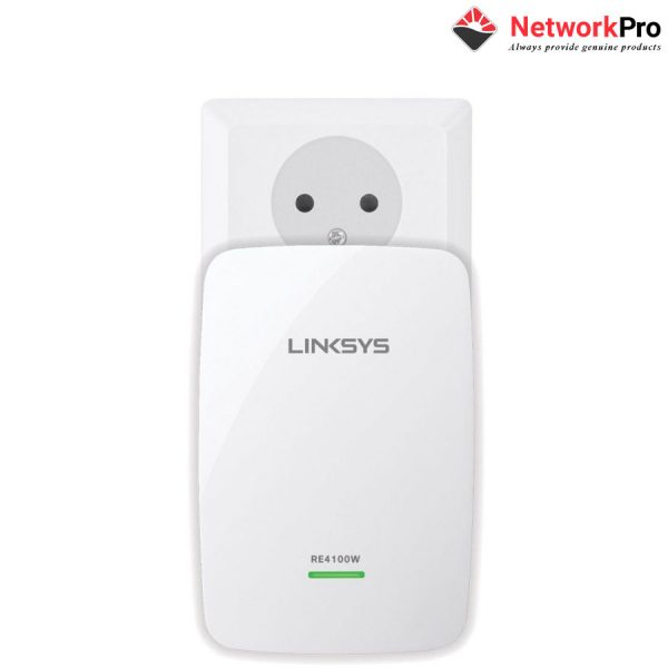 Router Wifi Linksys RE4100W-4A (2) - NetworkPro