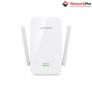 Router Wifi Linksys RE6400 - NetworkPro