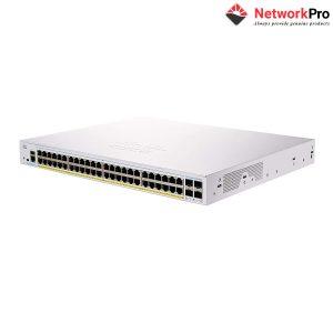 Business Cisco CBS250-48P-4G - NetworkPro