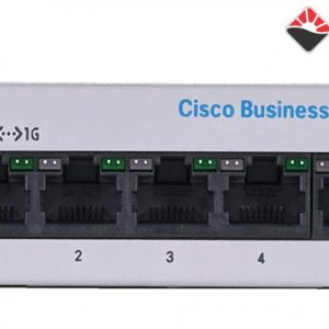 CBS110-5T-D-EU Cisco Business 110 Series Unmanaged Switches - NetworkPro