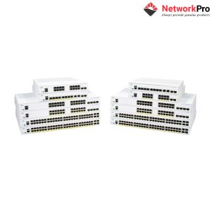 Cisco Business 250 Series Smart Switches - NetworkPro