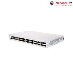 Cisco Business 350 Series CBS350-48T-4G - NetworkPro