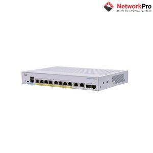 Cisco Business 350 Series CBS350-8P-2G - NetworkPro