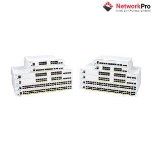 Cisco Business 350 series managed switches - NetworkPro