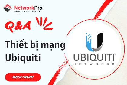thiết bị mạng Ubiquiti